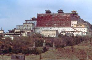 Chengdde, Kleiner Potala-Palast