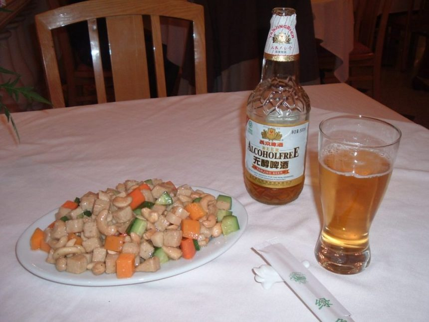 Tipp für Deine China-Reise: Vegetarisches Essen