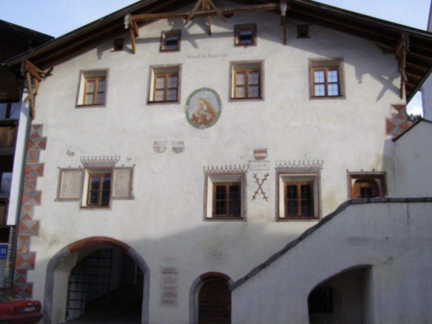 DAs Archäologische Museum in Fließ, Tirol