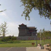Stadtmauer von Peking