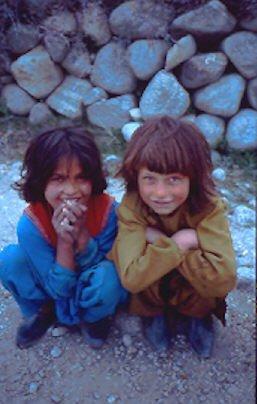 Gilgit Mädchen