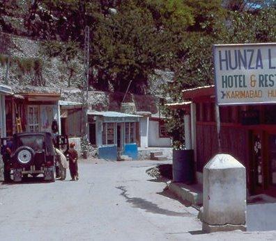 Hunza Lodge