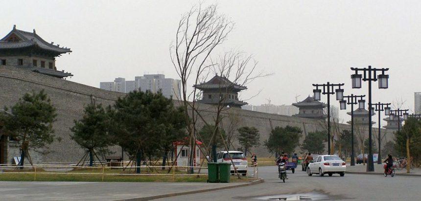 Stadtmauer von Datong 2011