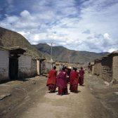 Klosterleben in Xiahe