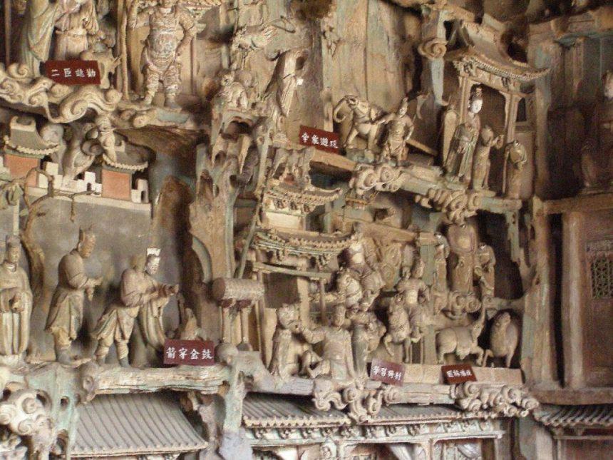 Shuanglin-Tempel