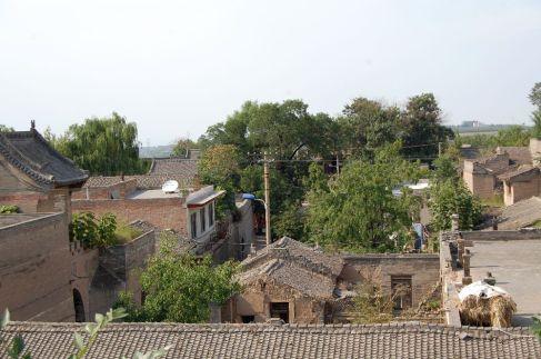 Zhang Bi Blick aus Dorf