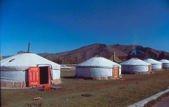 Terelj Jurten Mongolei