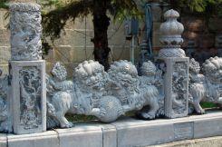 Moderne Löwen