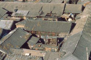 Hofhäuser in den Hutongs