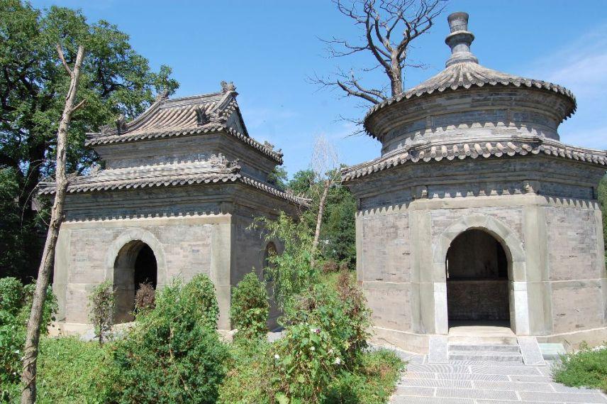 Grab des Eunuchen Tian Yi