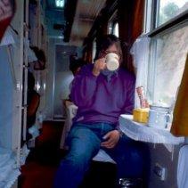 China 1987 Kunming Abenteuer