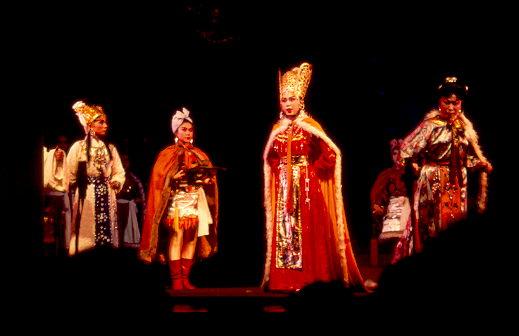 Pekingoper 1987