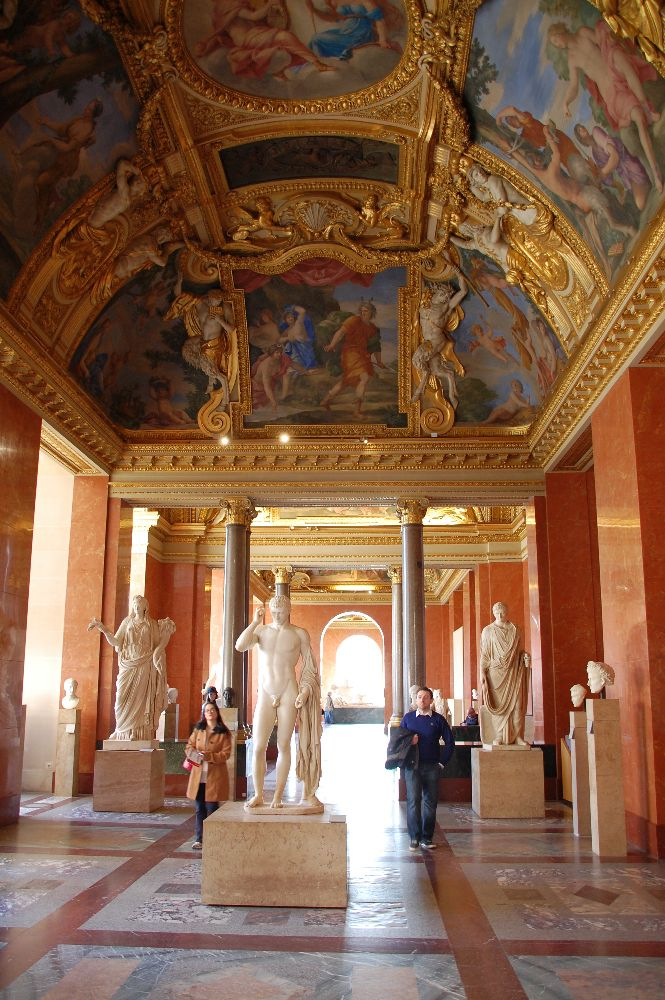 Louvre prachtvoll