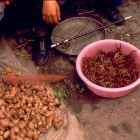Markt Chengdu 1987