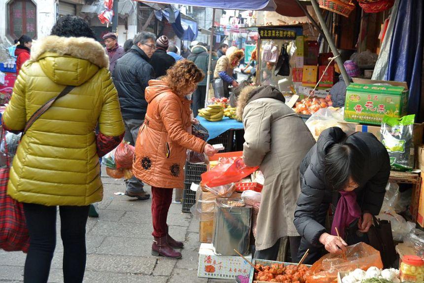 China Markt