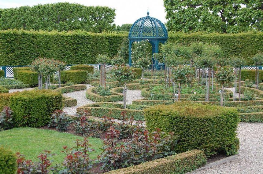 Herrenhäuser Gärten Rosengarten