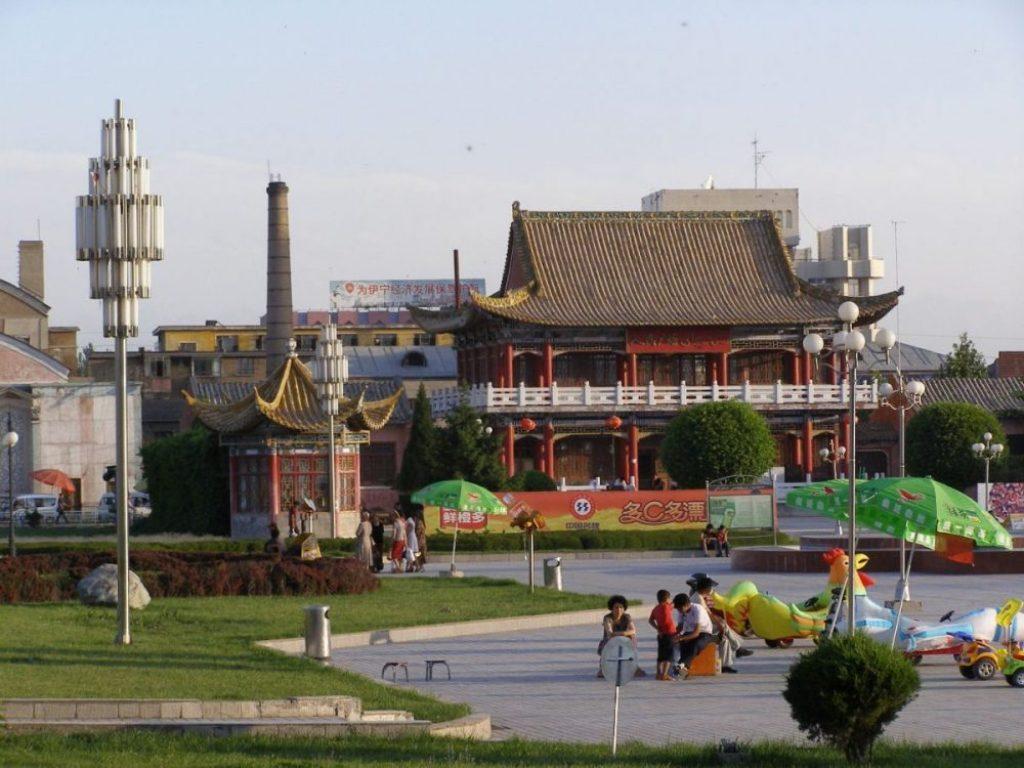 Yili Platz des Volkes