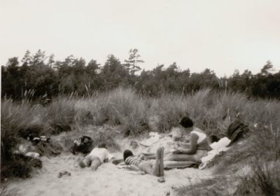 Reisen als Kind 1966