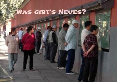 China Nachrichten