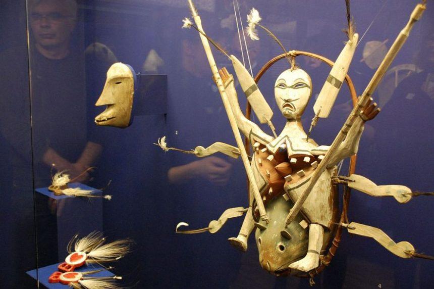 Schamanenmaske