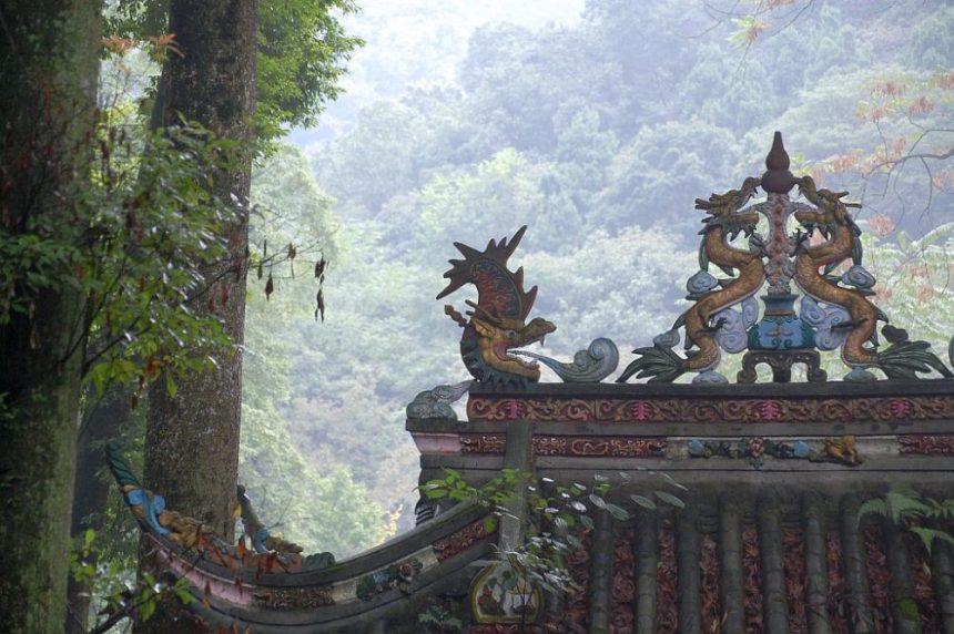 JIanfu Palast Detail