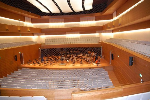 Bochum Symphonie Konzertsaal