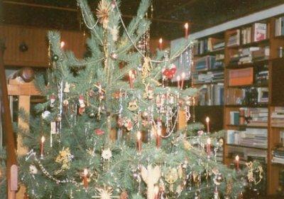 Weihnachten nicht ohne Weißwürste mit Rosinensoße