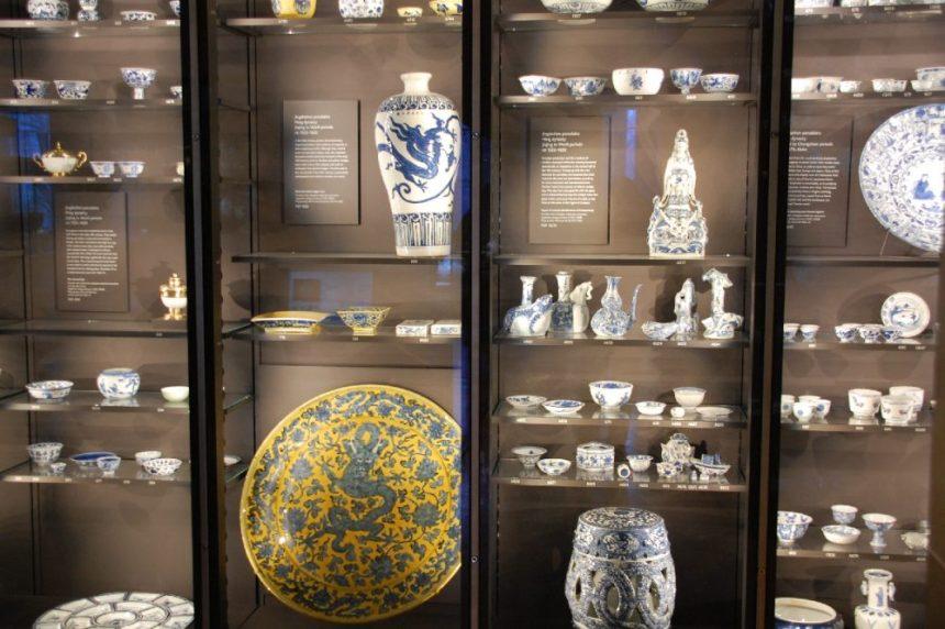 Bristisches Museum - chinesisches Porzellan