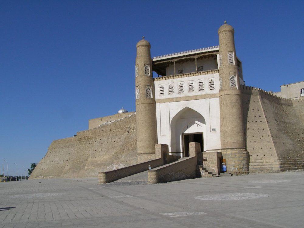 Zitadelle von Buchara