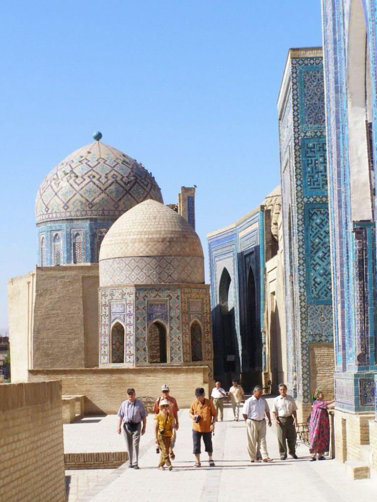 Samarkand Mausoleen