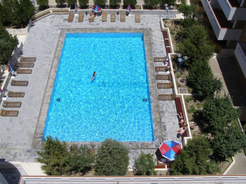 Hotel Afrosiab Samarkand Swimmingpool