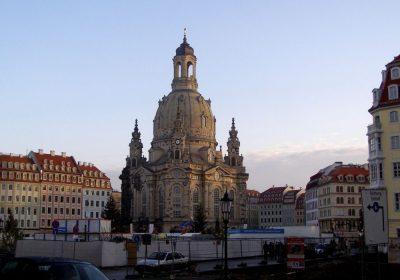 Dresden - Frauenkirche 2009