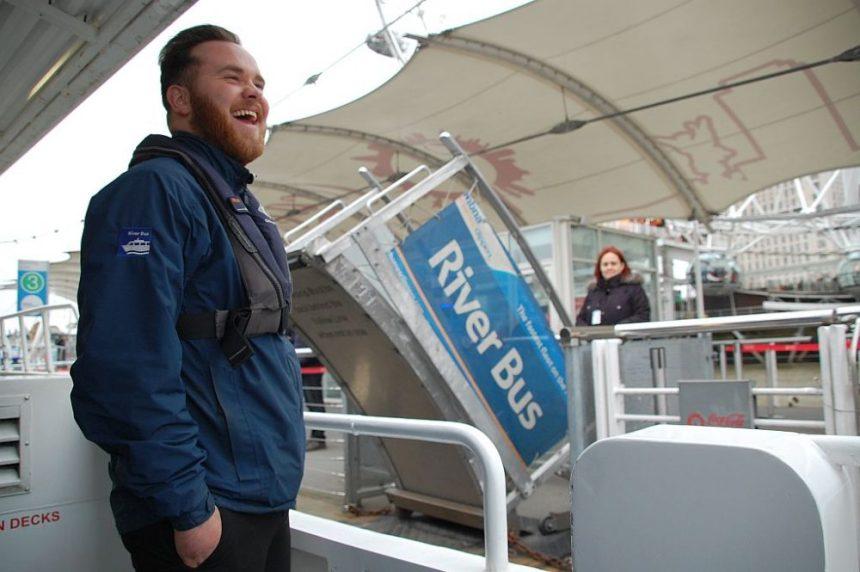 London mit dem Boot