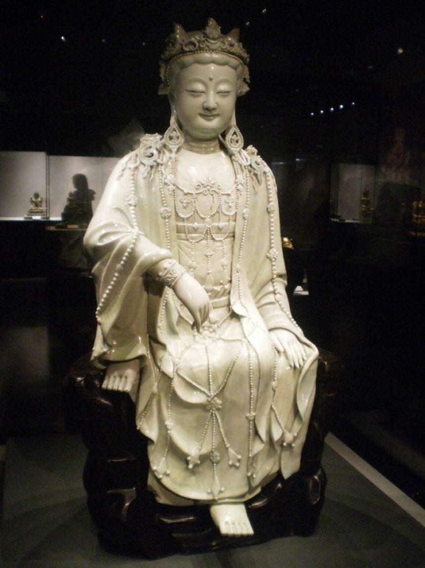 Guanyin im Capital-Museum Peking