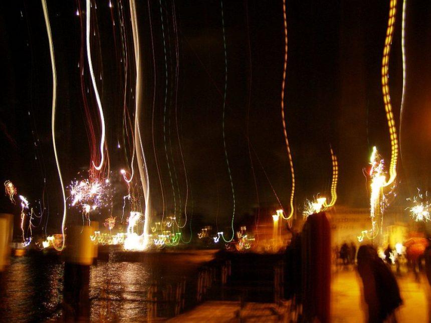 Silvester Laboe - Feuerwerk