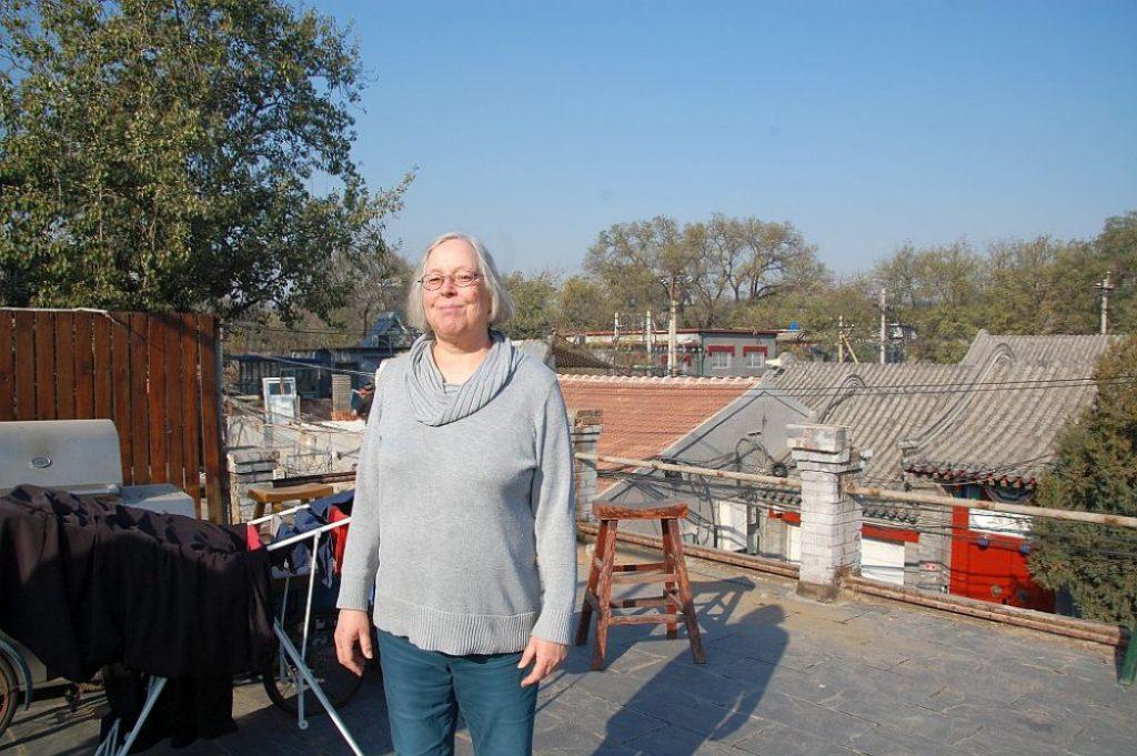 The Hutong - die Dachterrasse