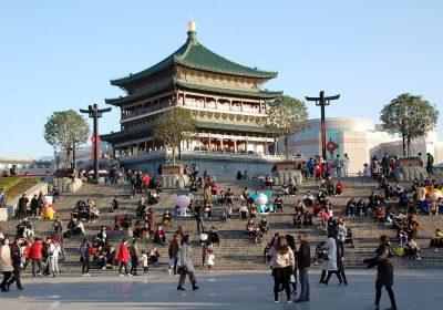 Xi'an Glockenturm