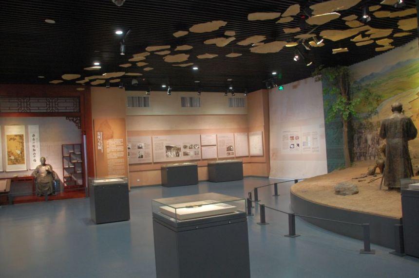 Anyang Schriftzeichen Museum