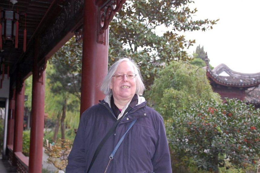 Zhanyuan Garten Nanjing