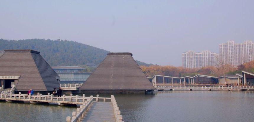 Archäologie Park Xuzhou