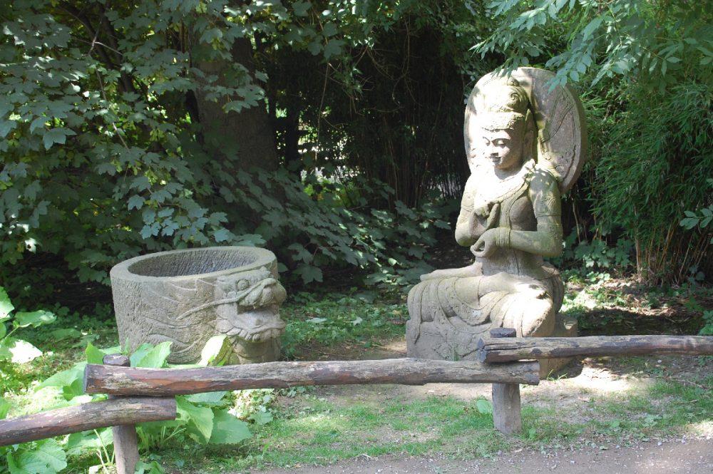 Asien ZOOM Erlebniswelt Gelsenkirchen; Buddha.