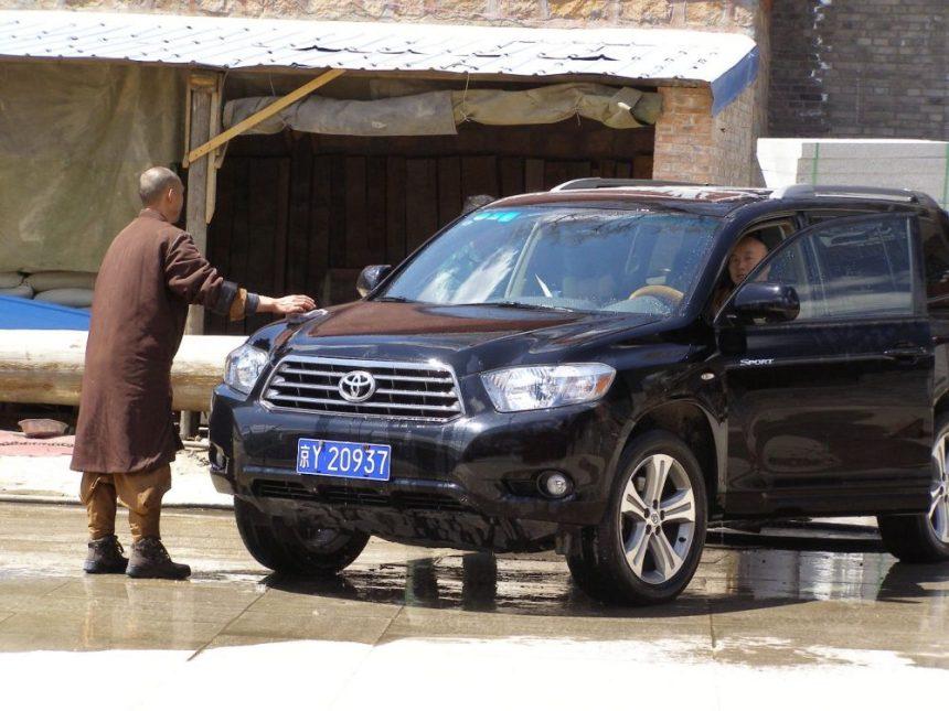 Nachhaltigkeit auf Reisen: Wutaishan