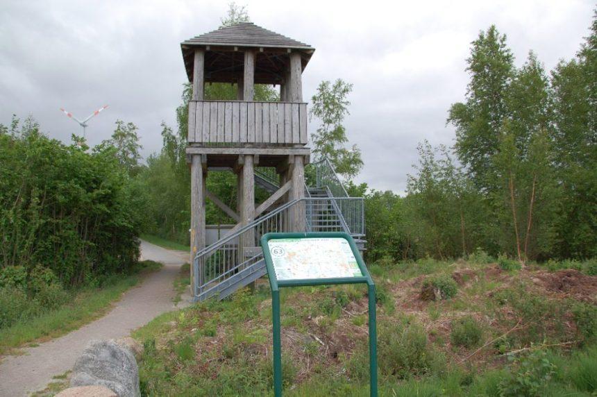 Bargerveen Aussichtsturm