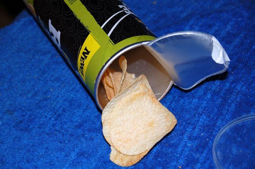 Pringles Peking Ente