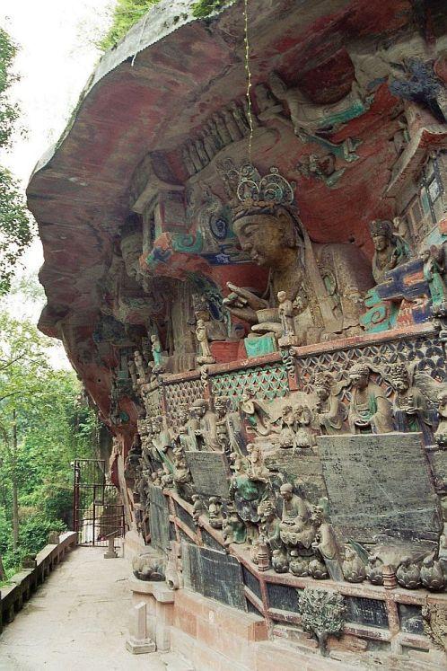 Buddhas von Dazu