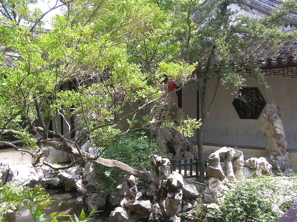 Suzhou, die Stadt chinesische Gartenkunst