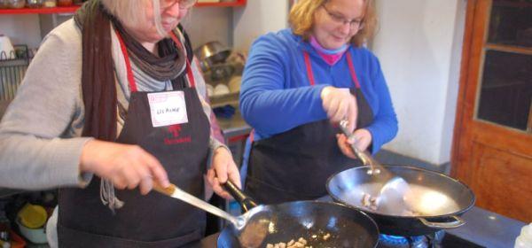 Nudeln kochen mit Ombidombi