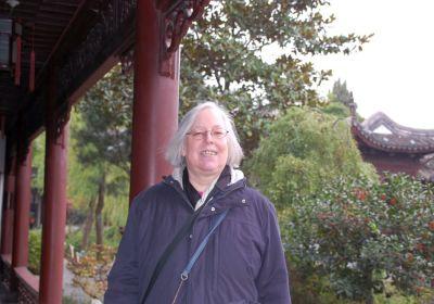 Ulrike in Xuzhou
