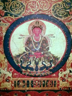 Alchi Buddha