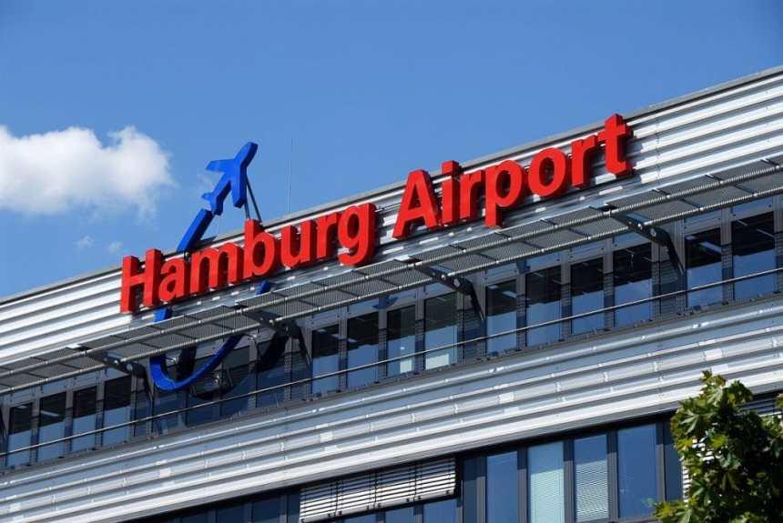 Hamburg Flughafen